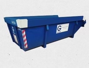 Afvalcontainer bestellen