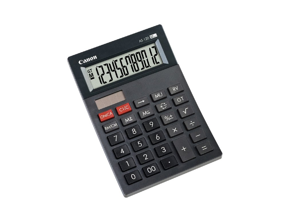 rekenmachine gerecycled